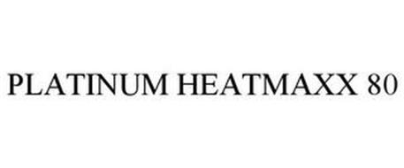 PLATINUM HEATMAXX 80