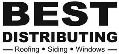 BEST DISTRIBUTING ROOFING · SIDING · WINDOWS