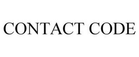 CONTACT CODE