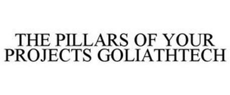 THE PILLARS OF YOUR PROJECTS GOLIATHTECH
