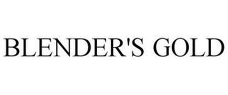 BLENDER'S GOLD