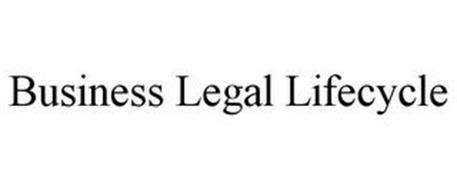 BUSINESS LEGAL LIFECYCLE