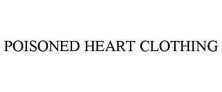 POISONED HEART CLOTHING