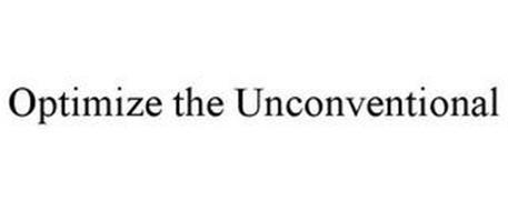 OPTIMIZE THE UNCONVENTIONAL