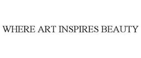 WHERE ART INSPIRES BEAUTY
