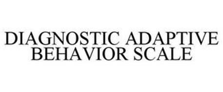 DIAGNOSTIC ADAPTIVE BEHAVIOR SCALE