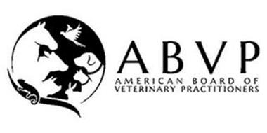 ABVP AMERICAN BOARD OF VETERINARY PRACTITIONERS