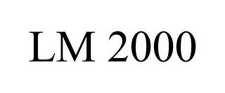 LM 2000