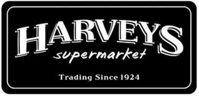 HARVEYS SUPERMARKET TRADING SINCE 1924
