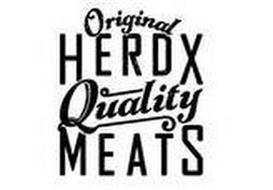 ORIGINAL HERDX QUALITY MEATS