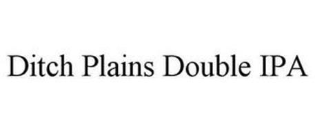 DITCH PLAINS DOUBLE IPA