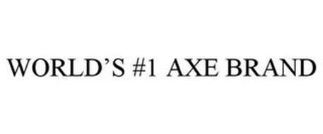 WORLD'S #1 AXE BRAND