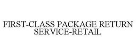 FIRST-CLASS PACKAGE RETURN SERVICE-RETAIL
