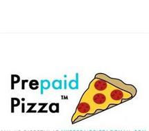 PREPAID PIZZA