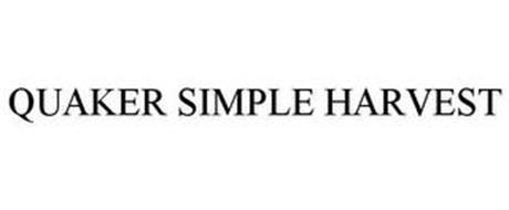QUAKER SIMPLE HARVEST
