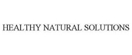 HEALTHY NATURAL SOLUTIONS