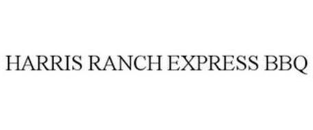 HARRIS RANCH EXPRESS BBQ