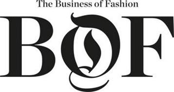 THE BUSINESS OF FASHION BOF