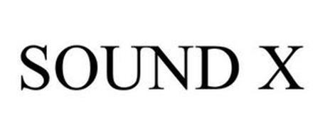 SOUND X