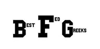 BEST FED GREEKS