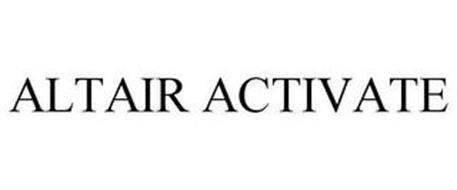 ALTAIR ACTIVATE