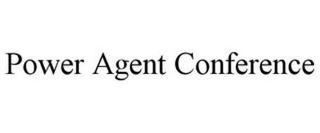 POWER AGENT CONFERENCE