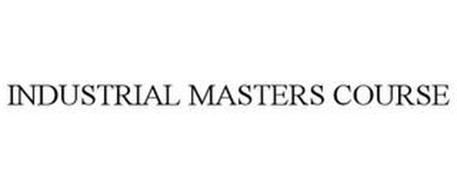 INDUSTRIAL MASTERS COURSE