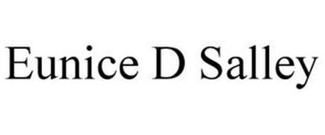 EUNICE D SALLEY