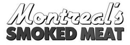 MONTREAL'S SMOKED MEAT