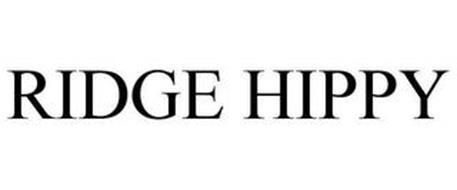 RIDGE HIPPY