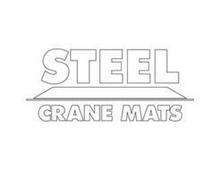 STEEL CRANE MATS