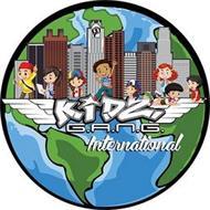 KIDZ G.A.N.G. INTERNATIONAL