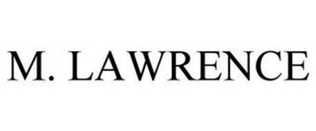 M. LAWRENCE