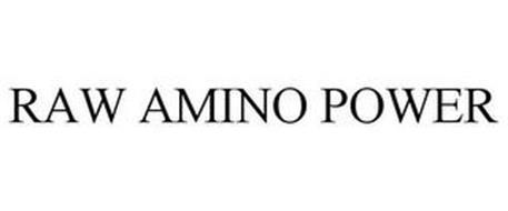 RAW AMINO POWER