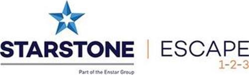STARSTONE PART OF THE ENSTAR GROUP ESCAPE 1-2-3