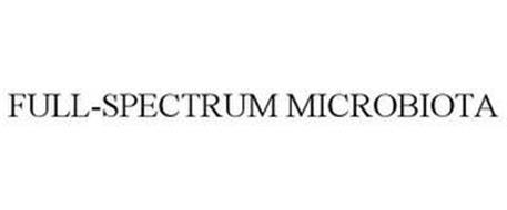 FULL-SPECTRUM MICROBIOTA