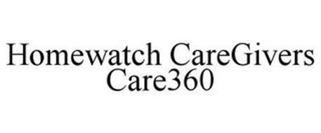 HOMEWATCH CAREGIVERS CARE360
