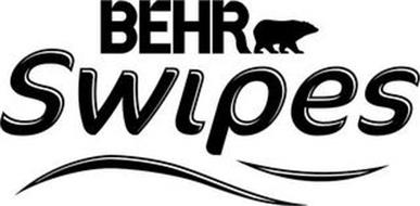 BEHR SWIPES