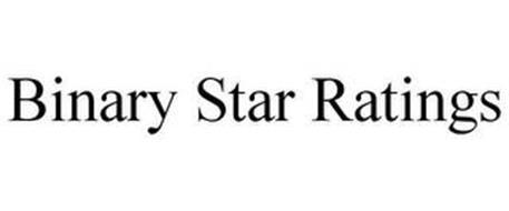 BINARY STAR RATINGS