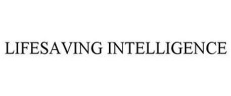 LIFESAVING INTELLIGENCE