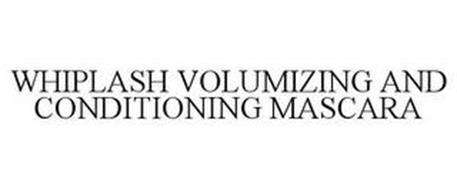 WHIPLASH VOLUMIZING AND CONDITIONING MASCARA