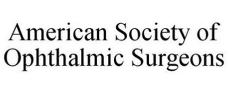 AMERICAN SOCIETY OF OPHTHALMIC SURGEONS