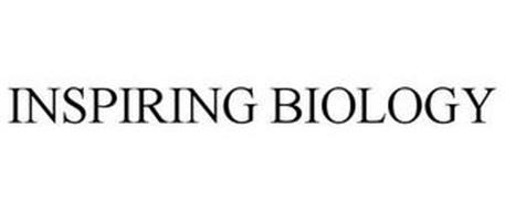 INSPIRING BIOLOGY