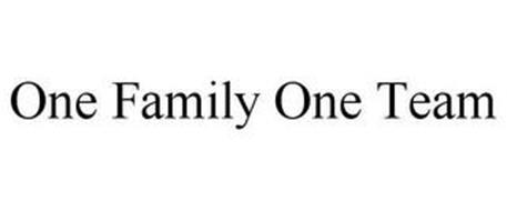 ONE FAMILY ONE TEAM