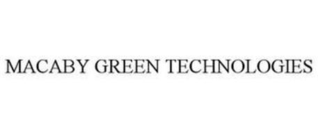 MACABY GREEN TECHNOLOGIES