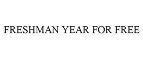 FRESHMAN YEAR FOR FREE