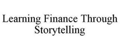 LEARNING FINANCE THROUGH STORYTELLING
