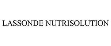 LASSONDE NUTRISOLUTION