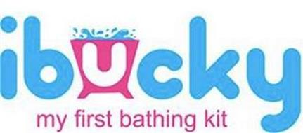 IBUCKY MY FIRST BATHING KIT