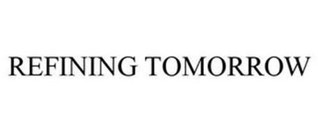REFINING TOMORROW
